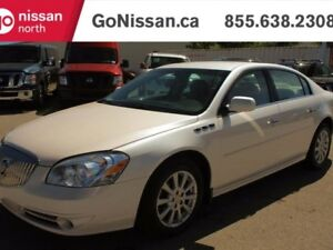 2011 Buick Lucerne LEATHER, HEATED SEATS AND STEERING WHEEL