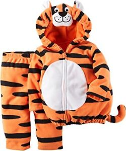 Carter 12 month Tiger Halloween Costumes