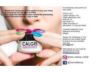 Mobile Gel Nails and Makeup Artist