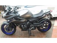 2013 -- Limited Edition Yamaha Diversion XJ6S VERY LOW MILEAGE