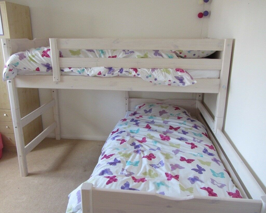 Flexa L Shaped Bunk Beds In Burgess Hill West Sussex