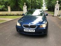 BMW 5 SERIES 3.0 530d SE 4dr Imaculate