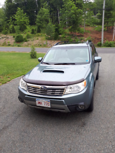 2010 FORESTER XT TURBO AWD