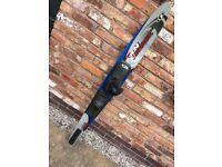 Jobe NXT 60 inch slalom waterski for sale with ski bag