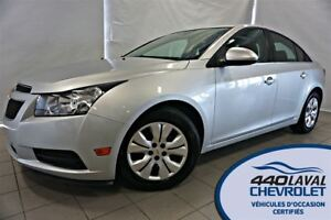 2014 Chevrolet Cruze LT*AUTO*BLUETOOTH*AIR*