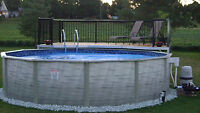 Need an Above Ground pool disassembled and installed