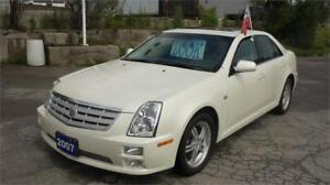 2007 Cadillac STS AWD (ALL WHEEL DRIVE)
