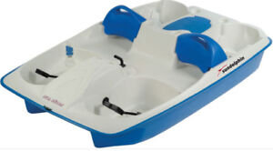 Pedal Boat For Rent With Motor $40.00 per day