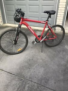 Tim Hortons Raleigh Bicycle