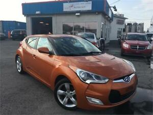 HYUNDAI VELOSTER 2013/ CAMERA / BLUETOOTH / MAGS / TRÈS BELLE!