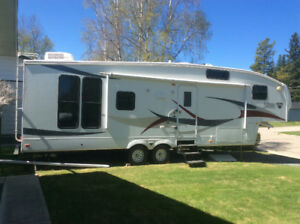 Sabre fifth wheel