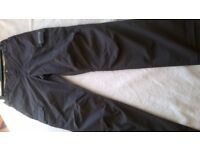 UNWORN KHAKI REGATTA GREAT OUTDOORS COMBAT TROUSERS