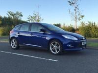 Ford Focus 1.0 Turbo Ecoboost Titanium X (125hp)