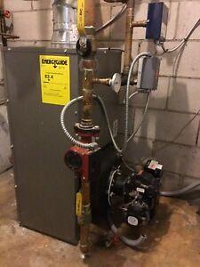 Lennox Oil Fired Boiler