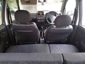 Vauxhall AGILA 998cc FULL 12 MOT