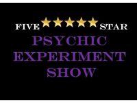 Psychic Extravaganza Night - Hollies Hall, Halewood