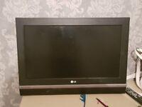 Crystal clear Lg tv