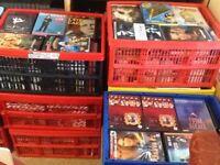 DVD joblot bundle approx 1305 items