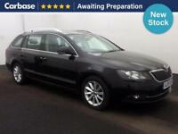 2015 SKODA SUPERB 1.6 TDI CR Elegance GreenLine III 5dr Estate