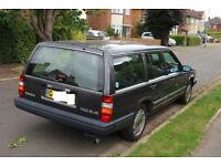 Volvo 740 GLE 2.3LTR 1990 5 Door Estate.