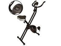 Folding exercise bike (Bike-X)