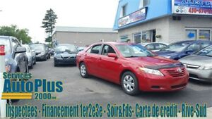 2008 Toyota Camry LE FULL - A/C - AUTOMATIQUE