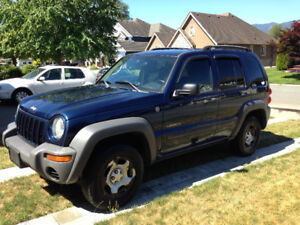 2005 Jeep Liberty Sport Other
