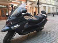 Piaggio xevo 400cc reg 125 mint condition