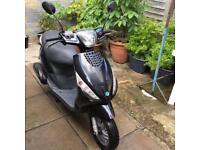 Piaggio zip 50cc moped
