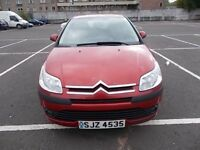 CITROEN C4 1.6 HDI SX DIESEL 5 DOOR HATCHBACK 2007 ON A PRIVATE PLATE,, YEARS MOT JULY 2018