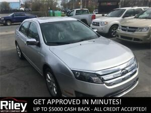 2012 Ford Fusion SEL STARTING AT $139.40 BI-WEEKLY