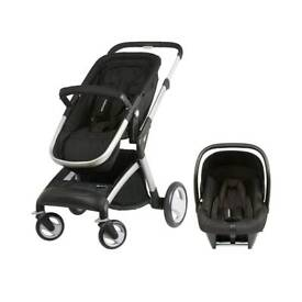 Mothercare 3 in 1 Xpedior Travel System