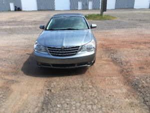 2008 Chrysler Sebring Décapotable Berline