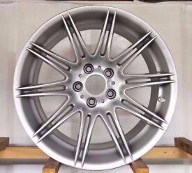 "Genuine Rear 9j BMW MV4 19"" M Sport E90 E92 E93 Alloy Wheel"