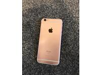 IPHONE 6S 16G stge 1 year old 2 small scratches shown on images
