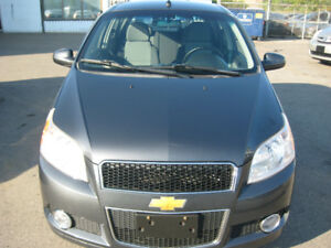 2010 Chevrolet Aveo LT CAR PROOF VERIFIED SAFETY AND E TEST