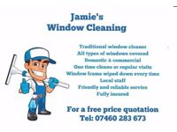 Window cleaner conservatory cleaner fascia cladding cleaner solar panel cleaner Essex Hertfordshire