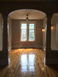41/2 (2 BR) 2nd FLR STEPS FROM WATERFRONT (VERDUN WEST)
