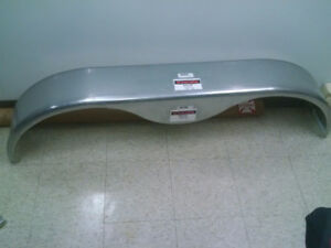 TANDEM TRAILER FENDER GALVANIZED