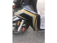 2014AJS A9 FLIGHT 125 cc SPORTS SCOOTER