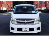 NISSAN ELGRAND 2.5 V6 AUTOMATIC 8 SEATER MPV WITH FULL OPTIONS