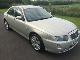 2005 Rover 75 2.5V6 Contempory SE Automatic Mot'd Feb 2018