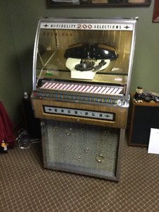 1957 Rock Ola 1455S Jukebox