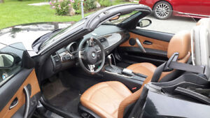 2007 BMW Z4 Tan Coupé (2 portes)
