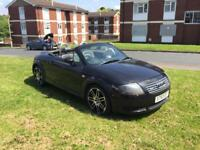 2001 Audi TT Quattro 1.8t convertible 94k low miles with history 11 months