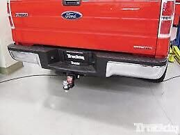 Wanted complete rear bumper for f150 2009-2014