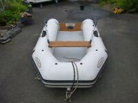 Durango inflatable dinghy