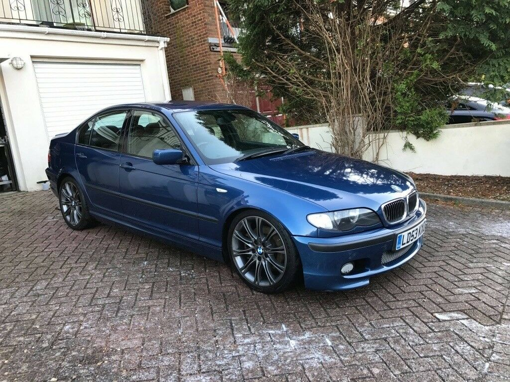 bmw e46 330i sport auto with black leather coilovers refurbed wheels in bournemouth dorset. Black Bedroom Furniture Sets. Home Design Ideas