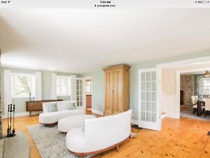 Fully renovated 1810 stone home