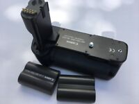 Canon battery grip for 10d.